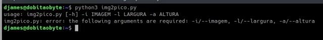 script python para converter imagem para exibir no display oled