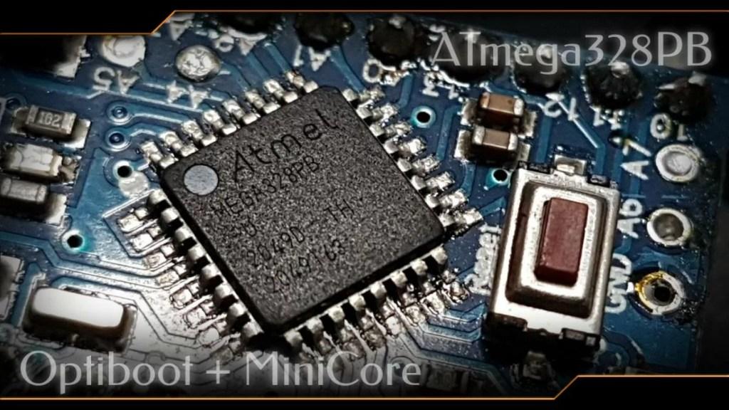 bootloader no Atmega328PB
