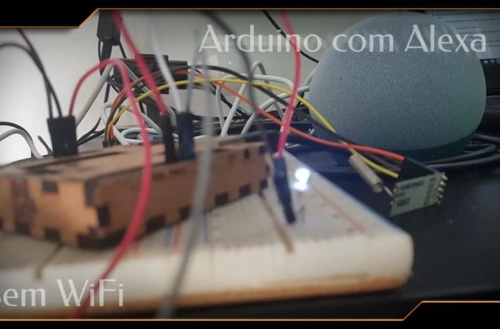Arduino com Alexa