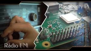 piFmAdv | Transmissor de rádio FM com Raspberry