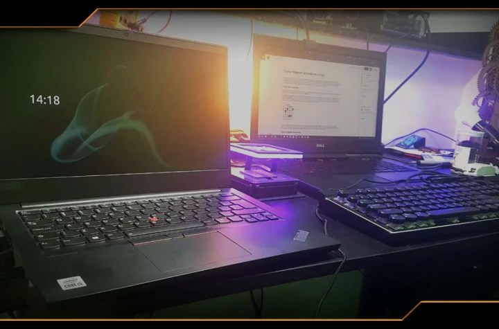 mapear teclado no Linux