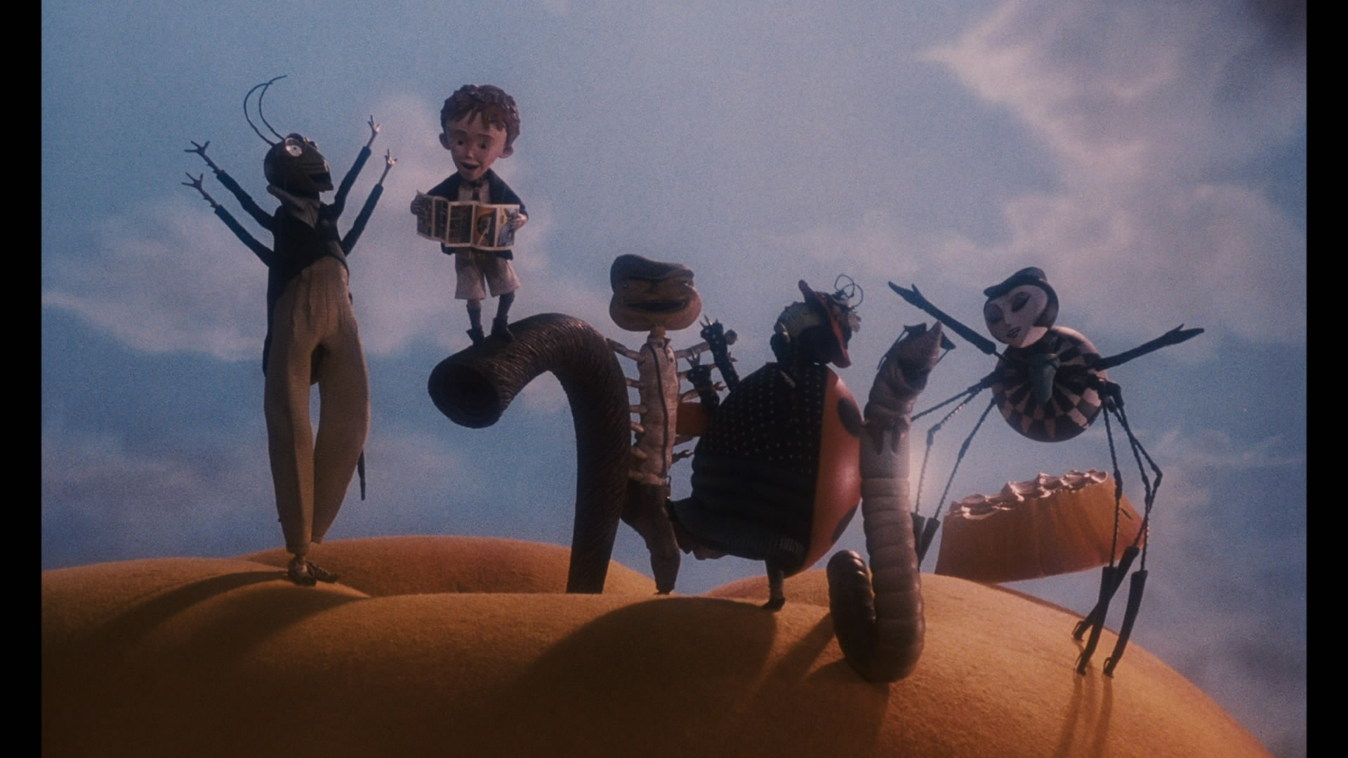 James And The Giant Peach Review