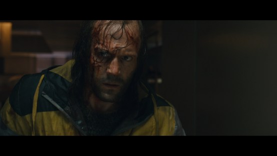 Statham owning the disturbed homeless serial killer look @ 7:41
