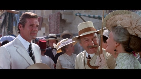 Could slip this shot into Indiana Jones and no one would  notice @ 6:16