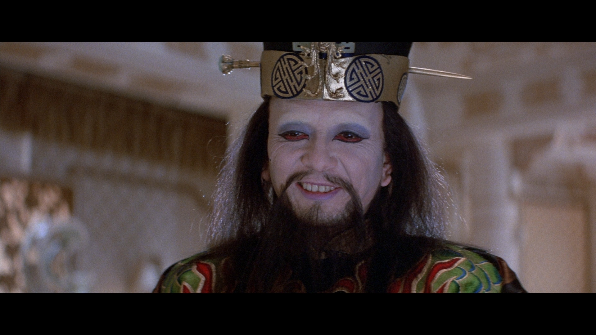 Big Trouble In Little China Region B Blu Ray Review