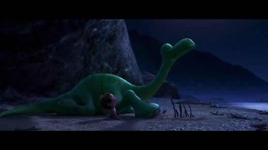 Good Dinosaur Blu-ray screen shot 16