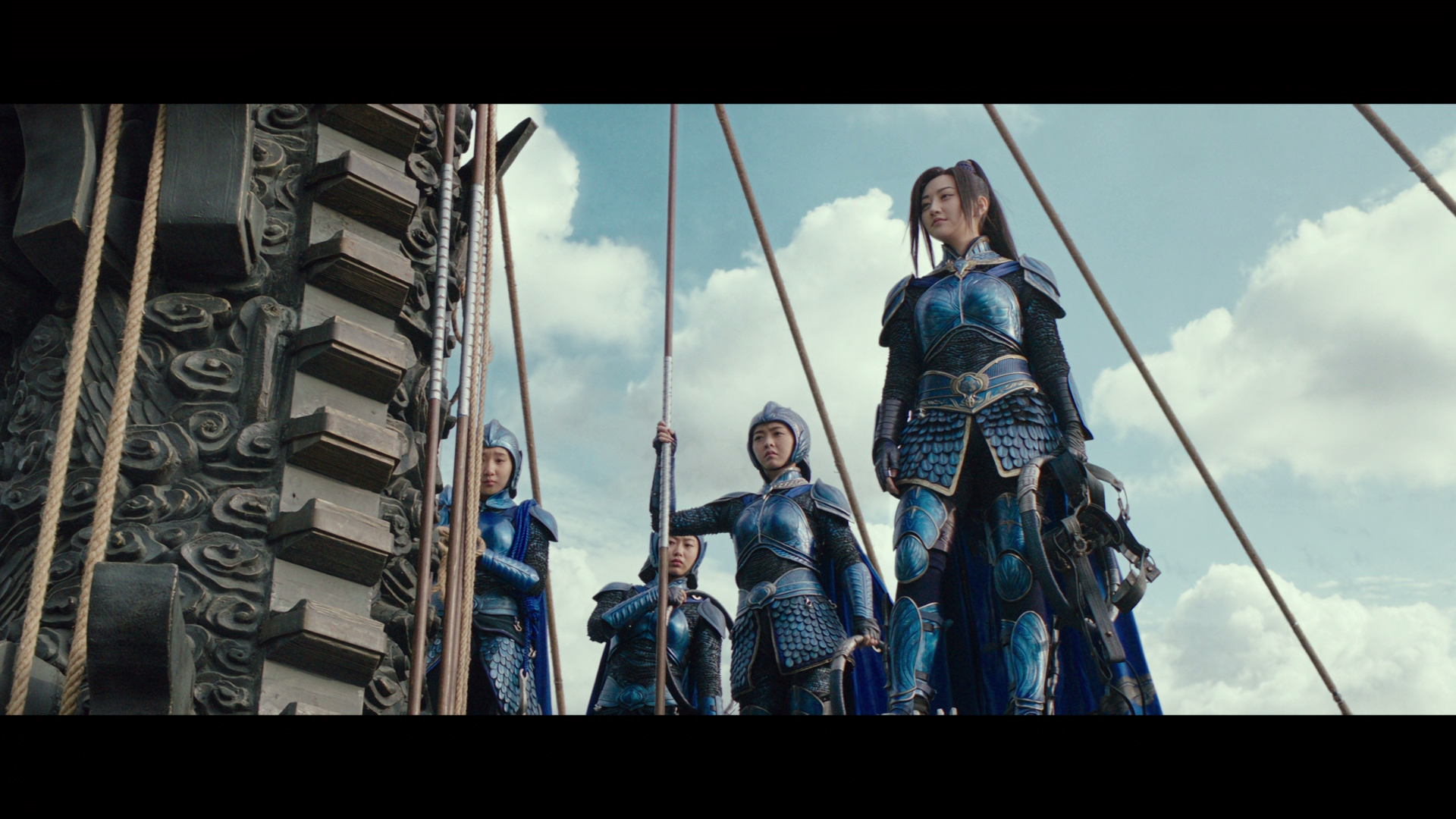 The Great Wall 4k Uhd Blu Ray Review