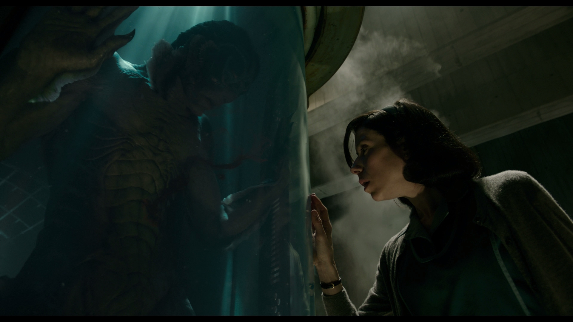 The Shape Of Water 4k Uhd Blu Ray Review