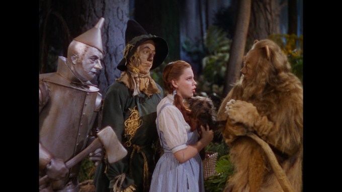 Wizard of Oz 4K UHD screen shot