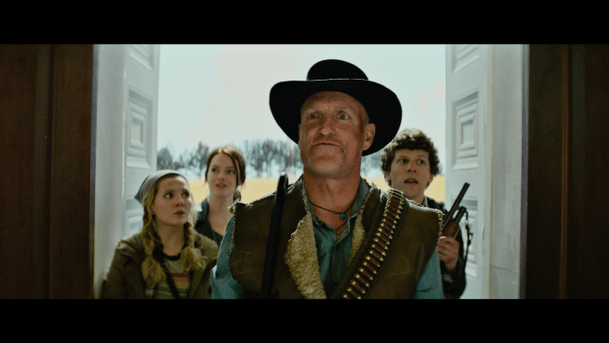 Zombieland: Double Tap Blu-ray screen shot