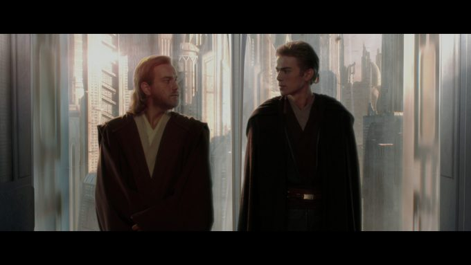 Star Wars- Attack of the Clones 4K UHD screen shot