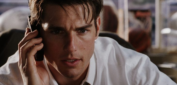 Jerry Maguire 4K UHD screen shot