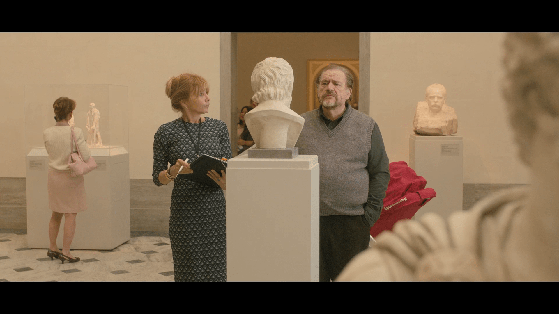 The Etruscan Smile Blu-ray Review