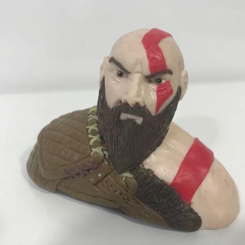 Busto Kratos GOW - Dobra GG