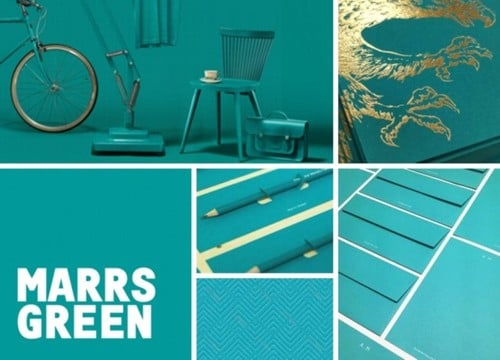Ulubiony kolor świata - Marrs Green