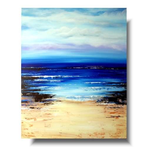 Obraz marynistyczny morski pejzaż