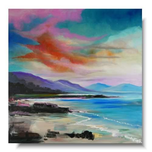 Malarstwo marynistyczne morska bryza