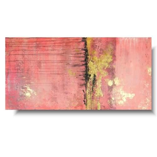 Nowość obraz abstrakcja living coral