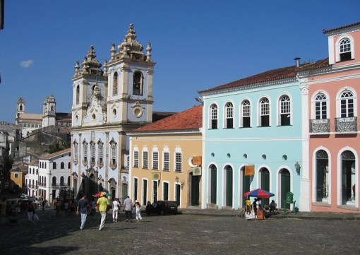 Half Day Private Salvador Historic Walking Tour Cruise Ship Passengers