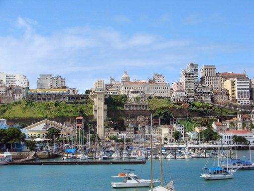 Half Day Private Salvador Panoramic Tour Cruise Ship Passengers