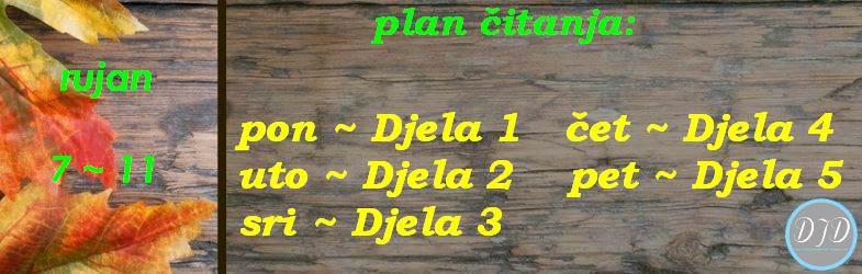DA-plan čitanja - tj 1