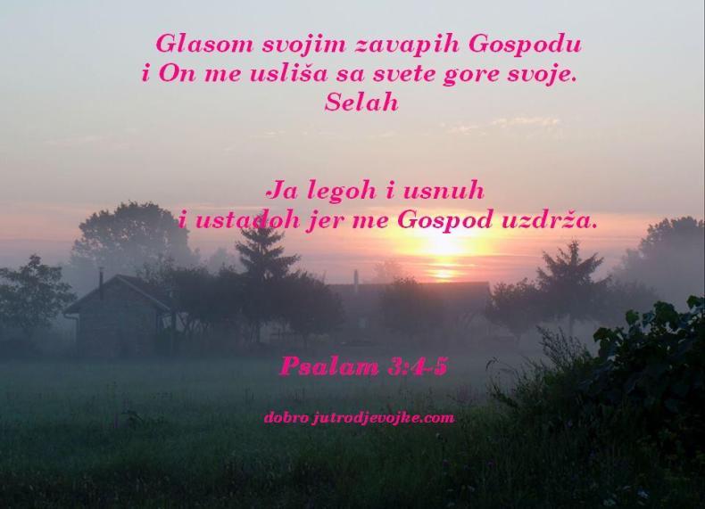 Psalam 3-4-5