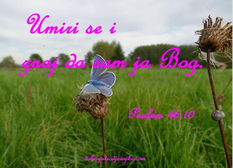 Psalam 46-10