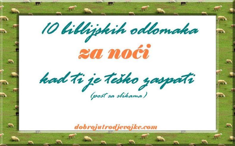 slika za blog - 10 stihova sa slikama