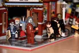 Lego Palace Cinema doppelt mit Doctor Strange Portalbestie 11