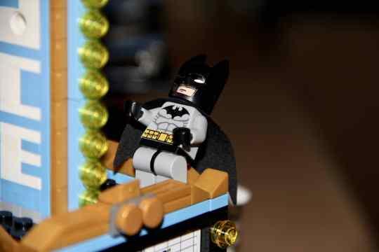 Lego Palace Cinema doppelt mit Doctor Strange Portalbestie 17