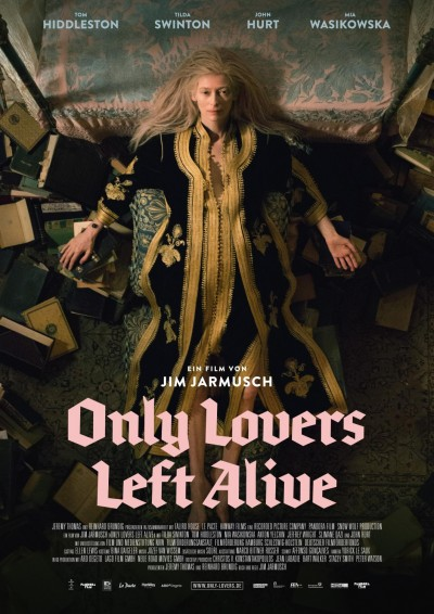 Only Lovers Left Alive-affiche