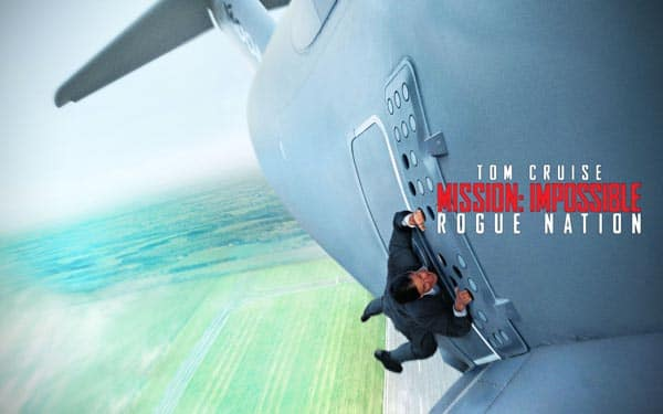 Mission impossible : Rogue Nation