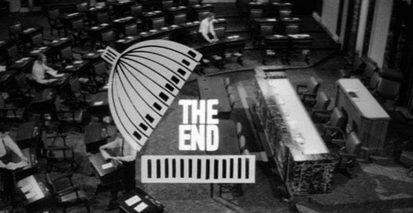 Advise & Consent, Otto Preminger, 1962