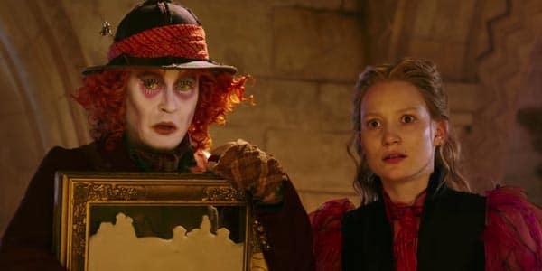 Alice de l'autre côté du miroir - Premier trailer