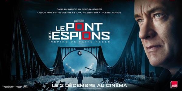 Le Pont Des Espions Critique
