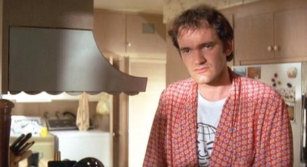 Tarantino dans Pulp Fiction