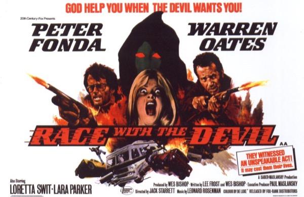 race devil movie