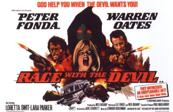 race devil movie
