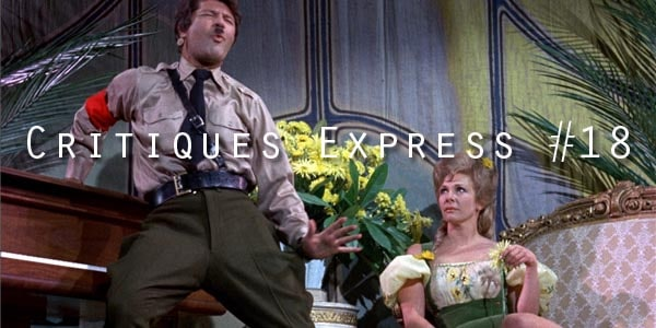 critiques express 18-the producers