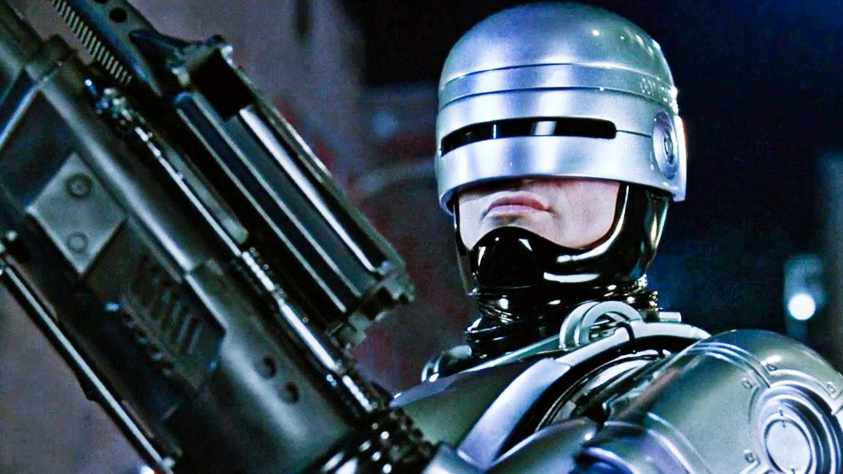 Robocop critique express