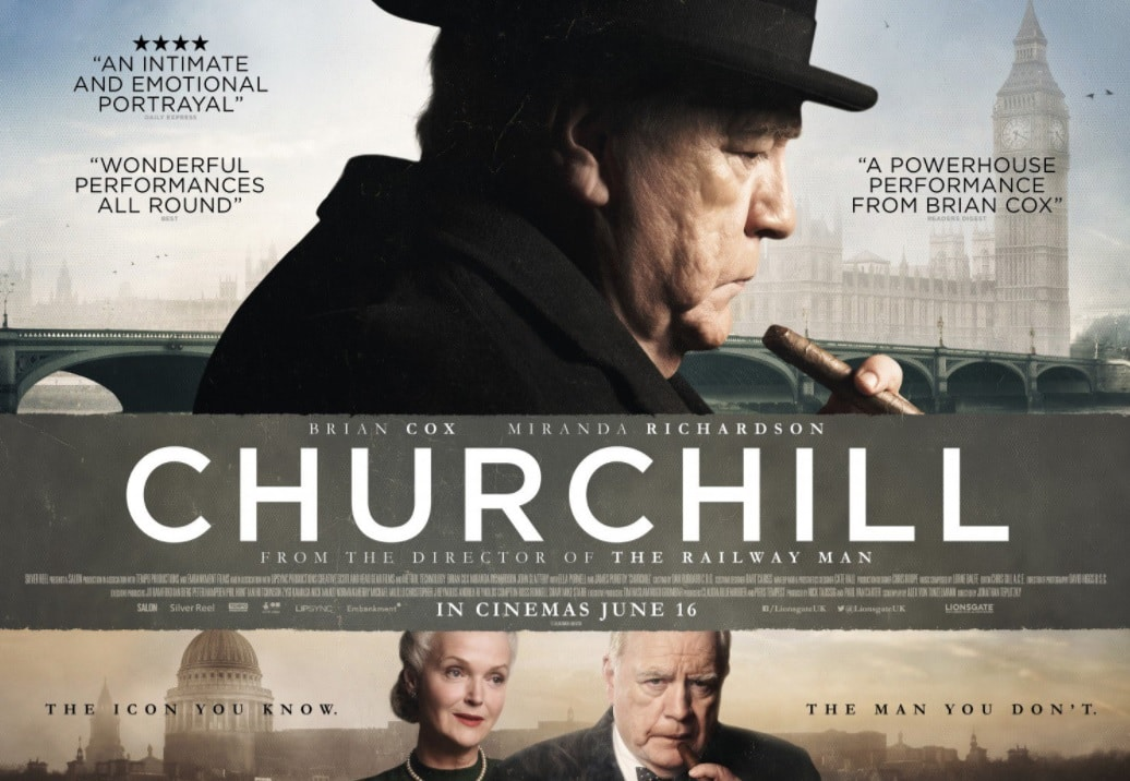 churchill film