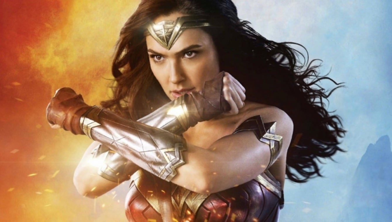 Wonder woman -film