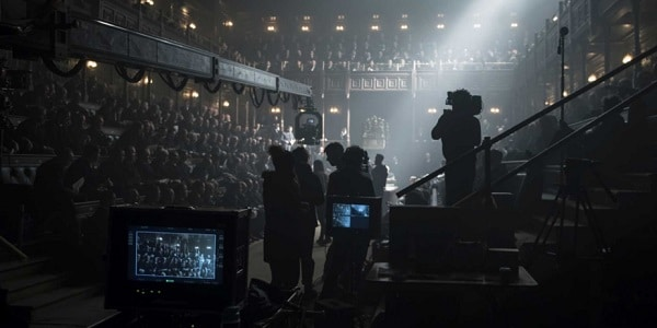 les heures sombres biopic
