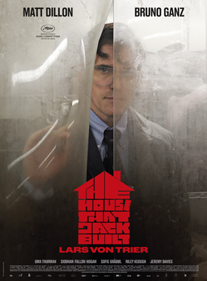 the house that jack built-affiche
