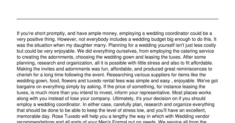 Weddingplanningthelovehatepdf DocDroid