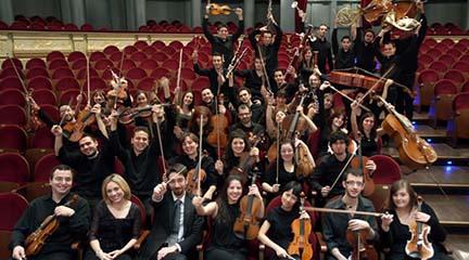pruebas de acceso  Audiciones para solista clarinete y solista violín de la Orquesta Sinfónica de Madrid
