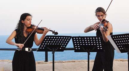 cursos de verano  XXVIII  Curso Internacional para instrumentistas de piano, cuerda y música de cámara