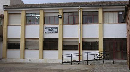 pruebas de acceso  Convocatoria para provisión de un profesor de piano de la Escuela Municipal Campo de Montiel