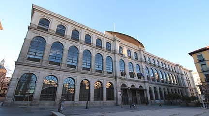 instrumentos  I Congreso Internacional de Trompa CIT MADRID 2016
