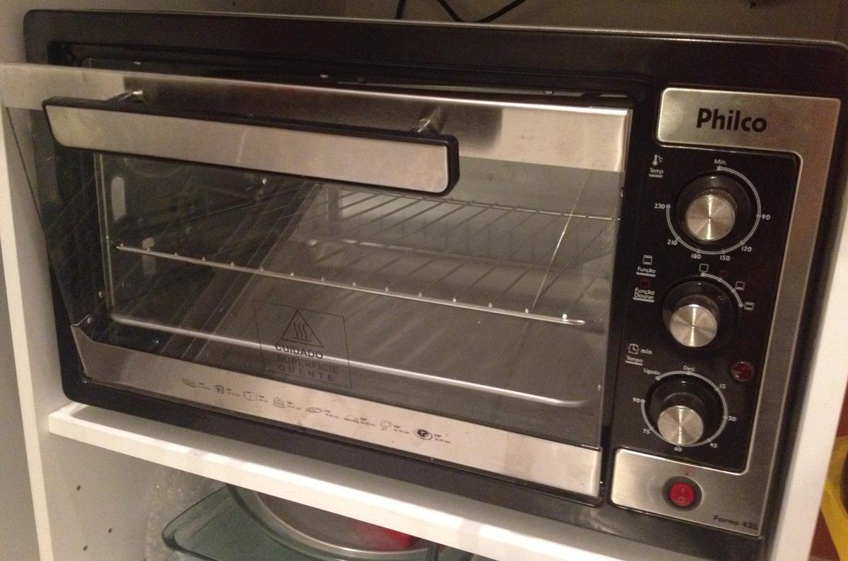 Escolhendo o forno el trico - O forno do curro ...